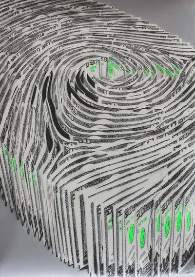Kurar, 'Human finger print II', 2018