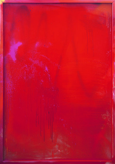 Thierry Furger, 'BUFFED COLORS NO. 6', 2015