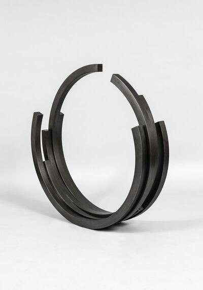 Bernar Venet, '225.5º Arc x 5', 2009