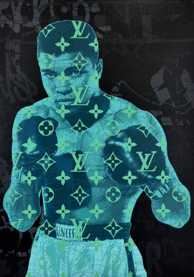 Campbell La Pun, 'LV Ali - Hulk', 2019