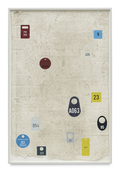 Paul Sietsema, 'Collection 5', 2016