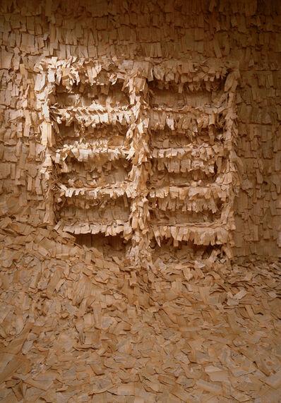 Pablo Lehmann, 'La casa del escriba (la biblioteca)', 2010
