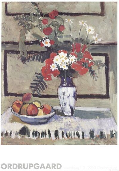 Henri Matisse, 'Flowers and Fruits', (Date unknown)