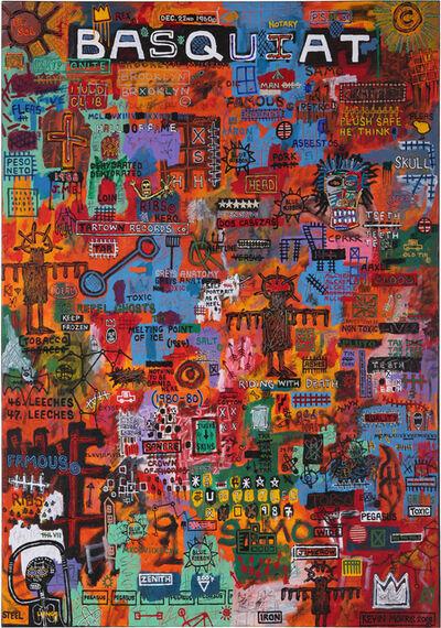 Kevin Morris, 'Basquiat', 2008