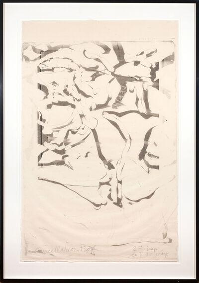Willem de Kooning, 'Wah Kee Spare Ribs', 1970