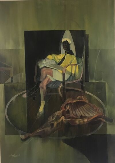 Marat Morik, 'Francis Bacon Studies #2', 2014