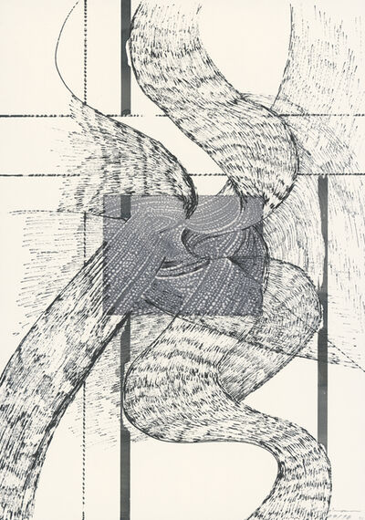 Christoph Rütimann, 'Zeichenherd 13', 2009