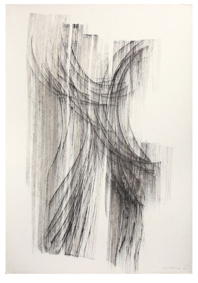 Hans Hartung, 'P1960-N59', 1960