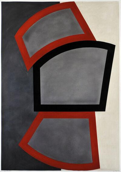 David Tremlett, 'Wall Form #3', 2016