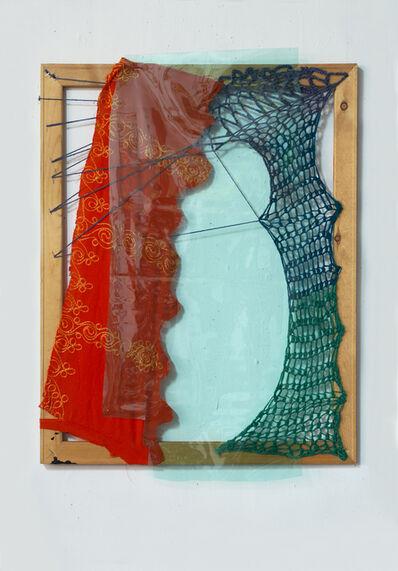 Cecilia Andre, 'Orange Talks to Green', 2018