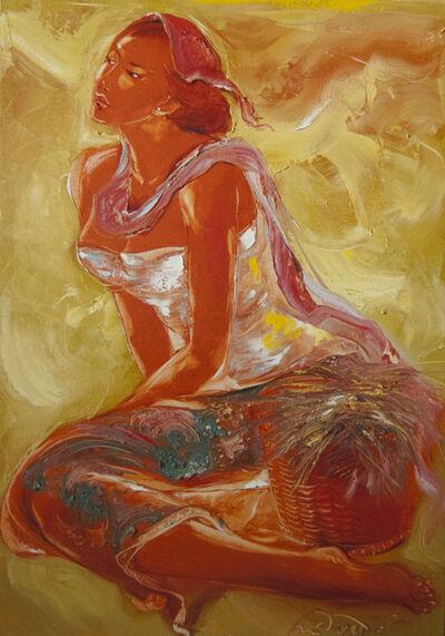 S. P. Hidayat, 'Harvest  收获', 2011
