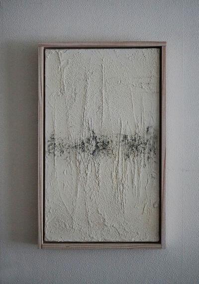 Shiro Tsujimura, 'Abstrast White'
