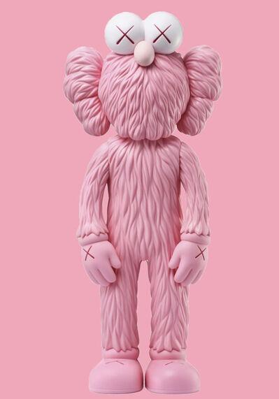 KAWS, 'BFF pink', 2018