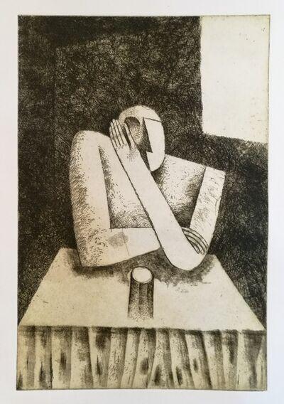 Jiri Tibor Novak, 'Absorbed', 2019