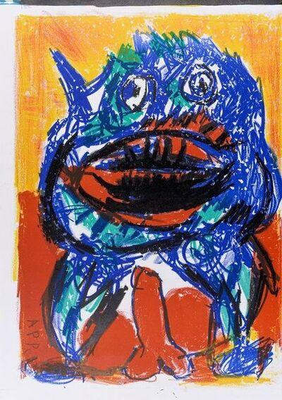 Karel Appel, 'Untitled', 1964