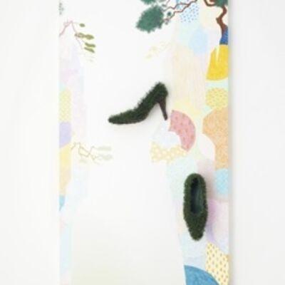 Chiho Akama, 'Pine', 2010