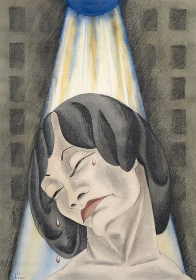 Dodo, 'Verkündigung (Annunciation)', 1933