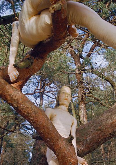Renate Ariadne Van Der Togt, 'Untitled (Renate and Ariadne in tree)', 2016