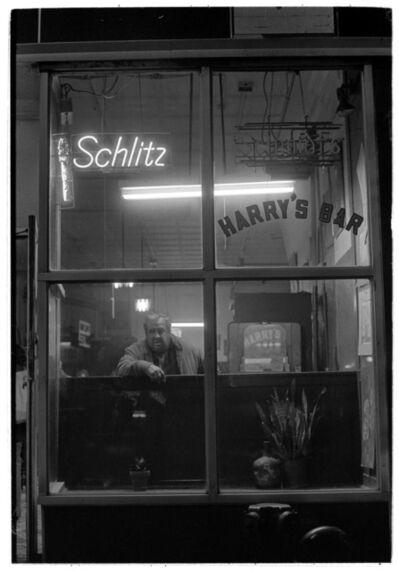 Masao Gozu, 'Harry's Bar #2,10pm, August', 1976
