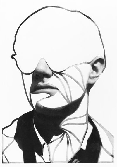Javier Martin, 'Andy Warhol', 2015