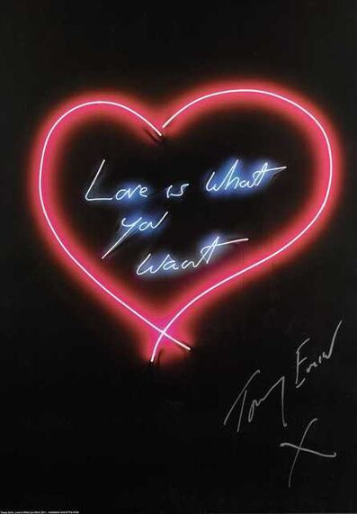 Tracey Emin, 'The Neons'