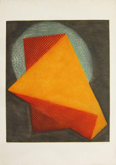 Arthur Luiz Piza, 'Pli 178', 1973