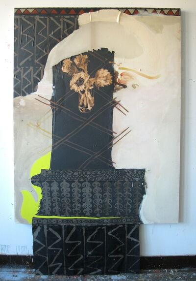 Lauren Luloff, 'Sunflowers (Black & White)', 2013