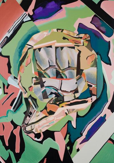Luis Gordillo, 'Cerebro de Perfil', 2007