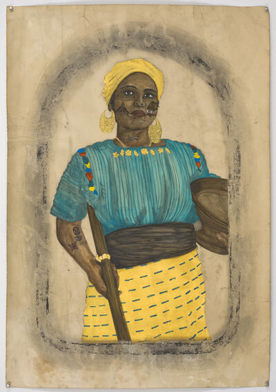Umar Rashid (Frohawk Two Feathers), 'Duchess of Guatemala', 2012