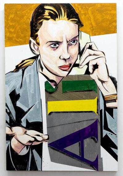 Vincent Larouche, 'Phone Study ', 2020