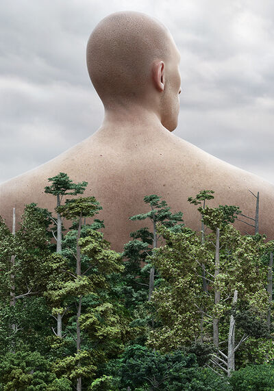 Liu Di, 'The Weight of Oneself No.3', 2017