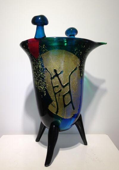 Shan Shan Sheng, 'Bronze Object'