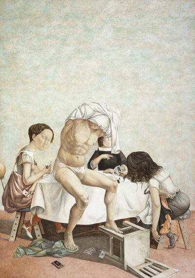 Xiao Guo Hui, 'Unclothe Hercules', 2015