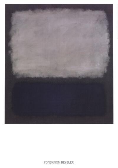 Mark Rothko, 'Blue & Gray', 2015