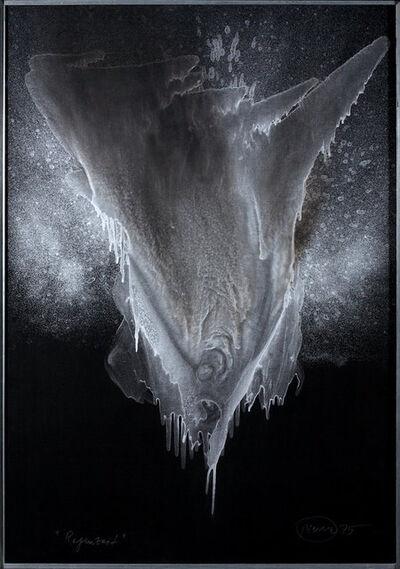 Otto Piene, 'Regenzeit', 1975