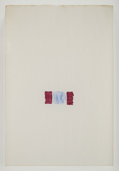 Richard Tuttle, 'basis94', late 1970s