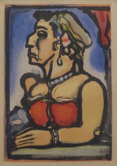Georges Rouault, 'Madame Carmencita', 1938