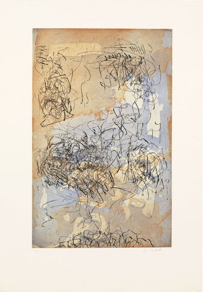 Joan Mitchell, 'Sunflower V', 1972