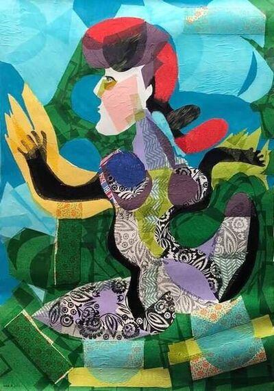 Hiba Al Akkad, 'Untitled 1', 2018