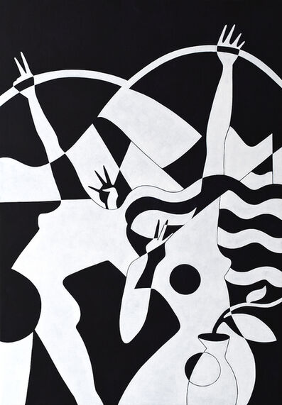Parra, 'Bows and Arrows', 2019