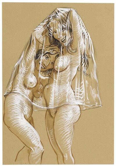 John Currin, 'Untitled'