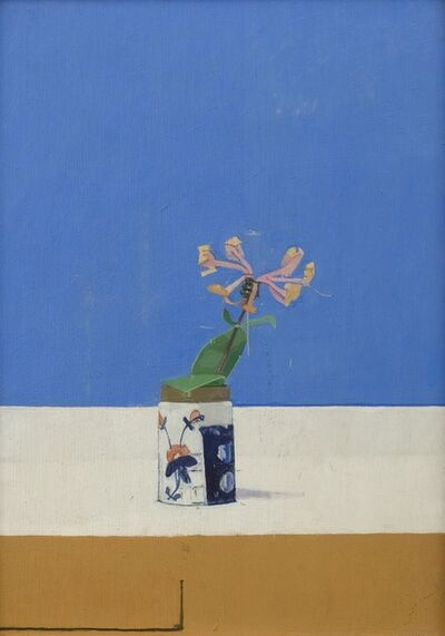 Euan Uglow, 'Still Life with Honeysuckle', 1968