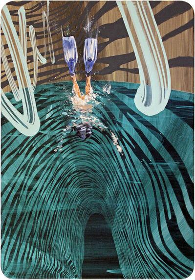 BENI ALTMUELLER, 'tiefgang', 2017