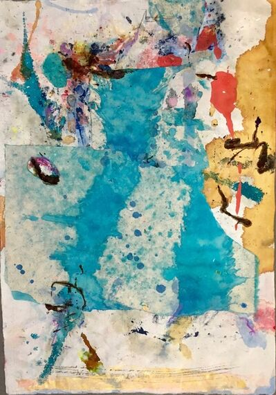 Karen Schwartz, 'Rubicon', 2017