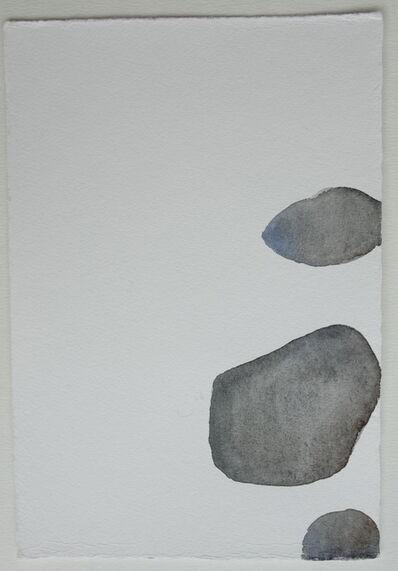 Teresa Pera, 'Calligrafies d'aigua: ST 9', 2017