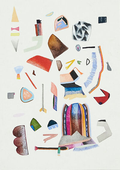 Sasha Hallock, 'Untitled, Small Collection No. 3', 2021