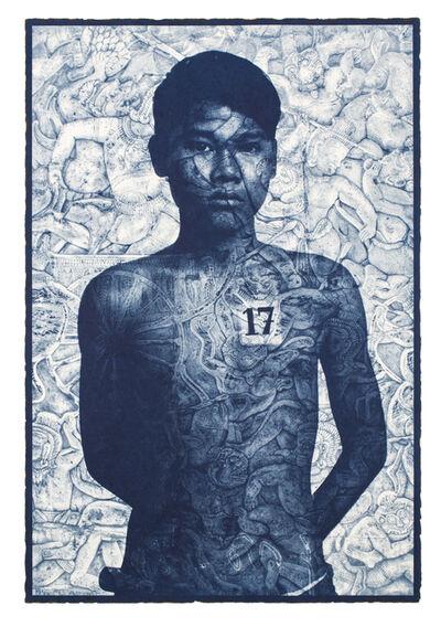 Dinh Q. Lê, 'Splendor & Darkness (STPI) #33', 2017