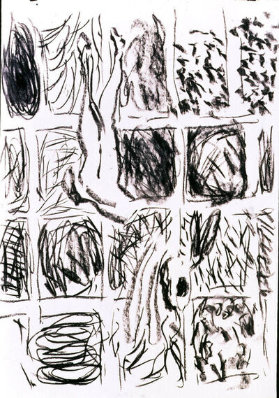 Georg Baselitz, 'Untitled (GB836)', 1986