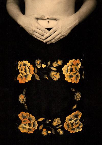 Cristina Kahlo, 'La flor de tu ombligo', 2020