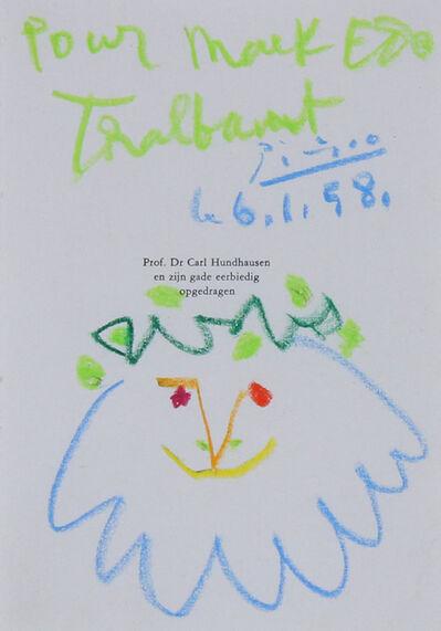 Pablo Picasso, 'Tete', 1958